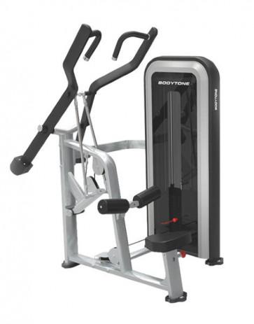Pulldown træningsmaskine til bred ryg.