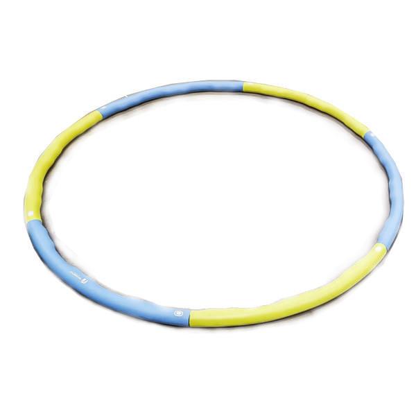 863f926a486 HulaHopring med vægt 1,8 kg. Billig hulahopring til fitness og ...