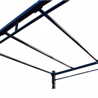Single pullup crossmember til pullup stativet R6