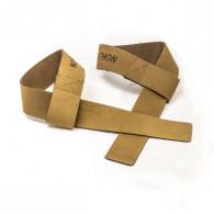 Kvalitets straps i blød læder.