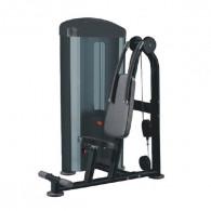 Mavemaskine med justerbare vægte