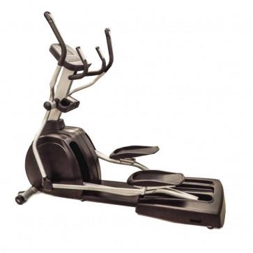 Crosstrainer med forhjulsdreven svinghjul