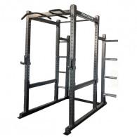 Power cage stativ til de tunge squats med ekstra sikkerhed