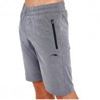 Shorts i bomuld og polyester