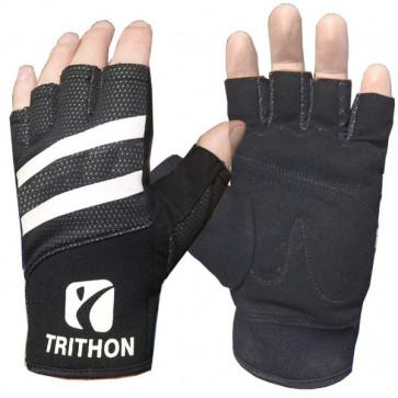 Handsker uden fingre.