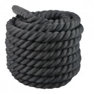 Battle rope i 50 feet (15 meter) udført i kvalitets Randers Reb.