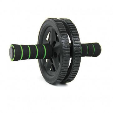 Duowheel mavehjul fra Everlast. Træn core med Evil Wheel.