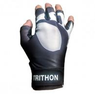 Half finger handske uden fingre til træning