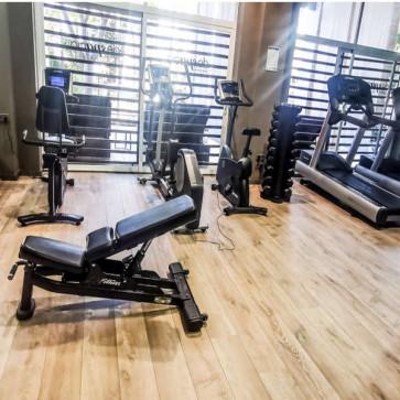Leasning af motions udstyr til træning