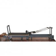 Foldbar pilates reformer i stål
