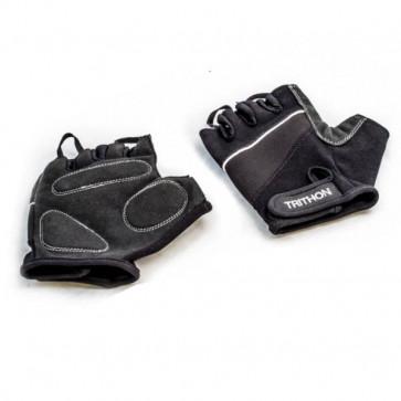 Handskerne har puder i håndfladen for beskyttelse