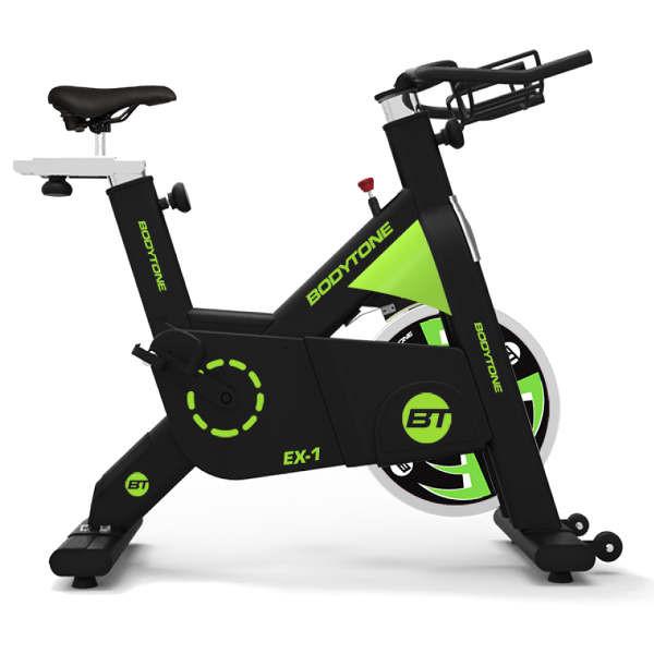 God motionscykel til spinning med 20 kg svinghjul