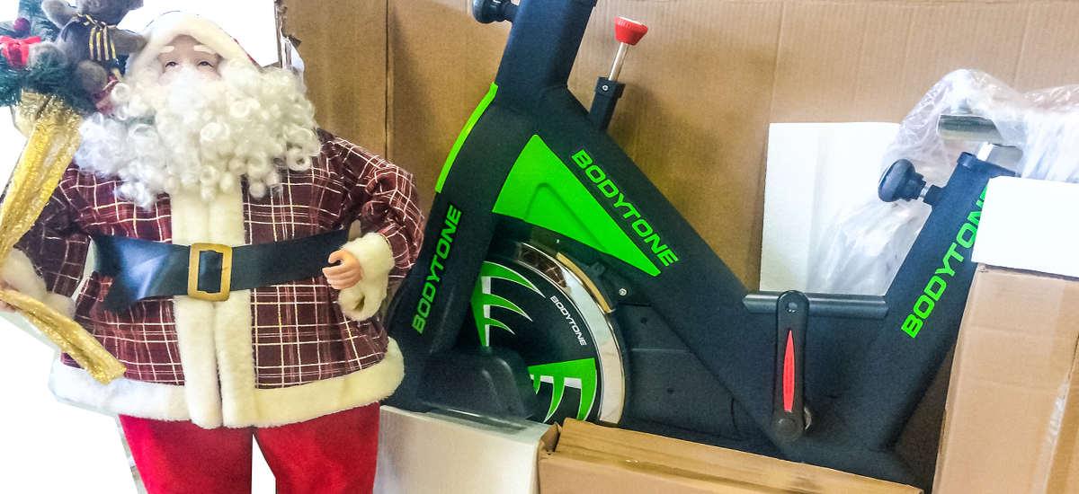 Køb spinningcykler hos Trithon Sport