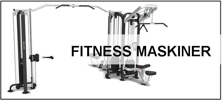 Træningsmaskiner til professionel brug