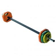 Bodypump sæt til body fitness træning i hold