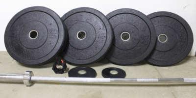 Vægtstænger og løse vægte